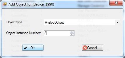 Add object